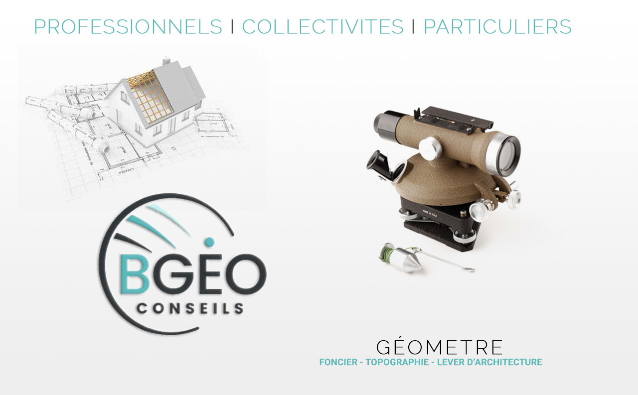 BGEO-GEOMETRE Géometre Tarn